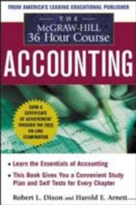 McGraw-Hill 36-Hour Accounting Course, 4th Ed