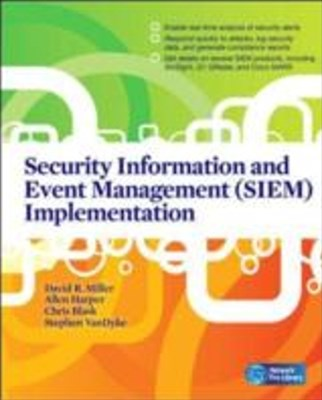 (ebook) Security Information and Event Management (SIEM) Implementation