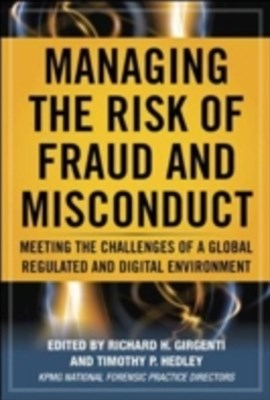 (ebook) Managing the Risk of Fraud and Misconduct: Meeting the Challenges of a Global, Regulated and Digital Environment