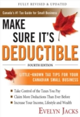 (ebook) Make Sure It's Deductible, Fourth Edition