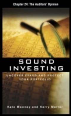 Sound Investing, Chapter 24 - The Auditors