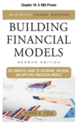 Building FInancial Models, Chapter 18