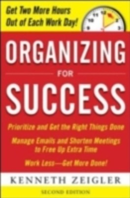 (ebook) Organizing for Success, Second Edition