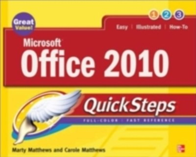 (ebook) Microsoft Office 2010 QuickSteps