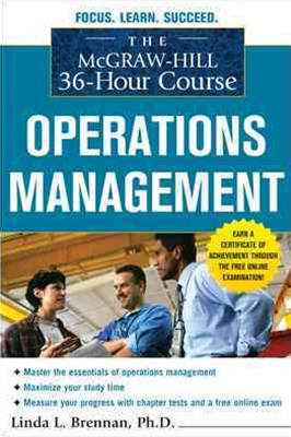 McGraw-Hill 36-hour Course Operations Management