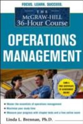 McGraw-Hill 36-Hour Course: Operations Management