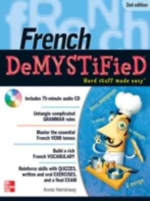 French DeMYSTiFieD, Second Edition