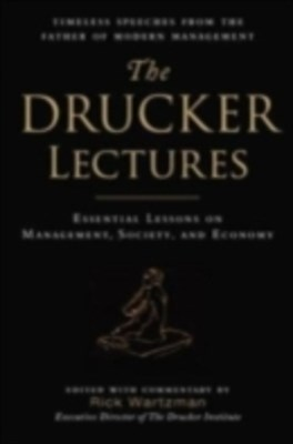 (ebook) Drucker Lectures: Essential Lessons on Management, Society and Economy