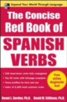Concise Red Book of Spanish Verbs
