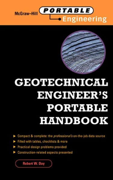 Geotechnical  Engineer's Portable Handbook