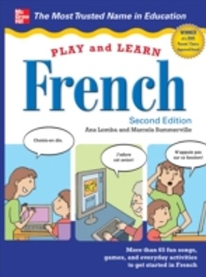 Play and Learn French, 2nd Edition