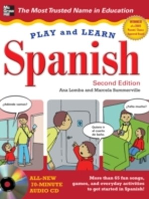 Play and Learn Spanish, 2nd Edition