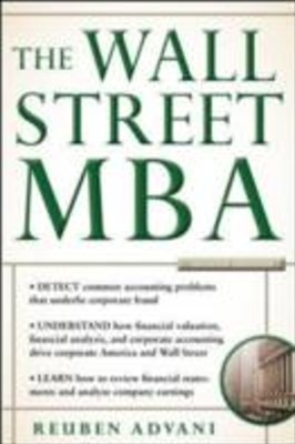 The Wall Street MBA, Second Edition