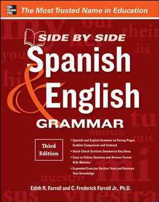 Spanish and English Grammar