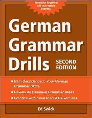 German Grammar Drills