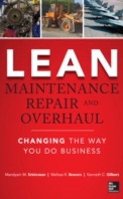 (ebook) Lean Maintenance Repair and Overhaul