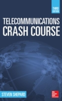 (ebook) Telecommunications Crash Course, Third Edition
