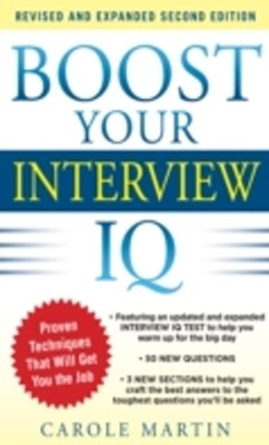 (ebook) Boost Your Interview IQ 2/E