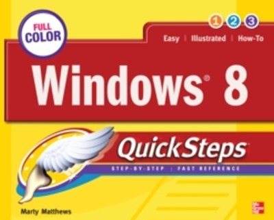 (ebook) Windows 8 QuickSteps