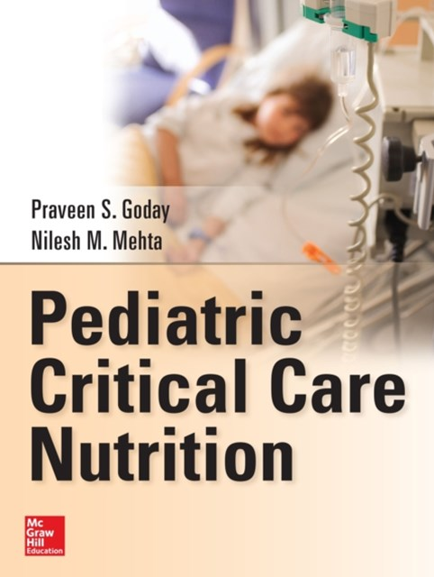(ebook) Pediatric Critical Care Nutrition