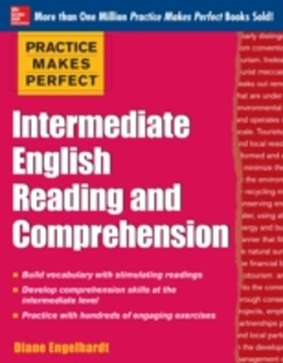 (ebook) Practice Makes Perfect Intermediate ESL Reading and Comprehension (EBOOK)