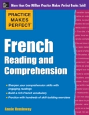 (ebook) Practice Makes Perfect French Reading and Comprehension