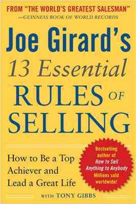 13 Essential Rules of Selling