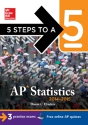 (ebook) 5 Steps to a 5 AP Statistics, 2014-2015 Edition