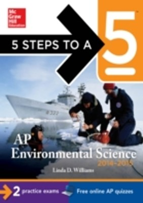 (ebook) 5 Steps to a 5 AP Environmental Science, 2014-2015 Edition