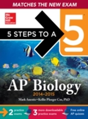 (ebook) 5 Steps to a 5 AP Biology, 2014-2015 Edition