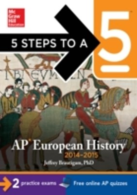 (ebook) 5 Steps to a 5 AP European History, 2014-2015 Edition