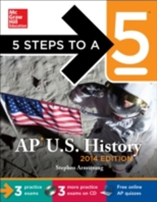 (ebook) 5 Steps to a 5 AP US History, 2014 Edition