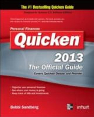 (ebook) Quicken 2013 The Official Guide