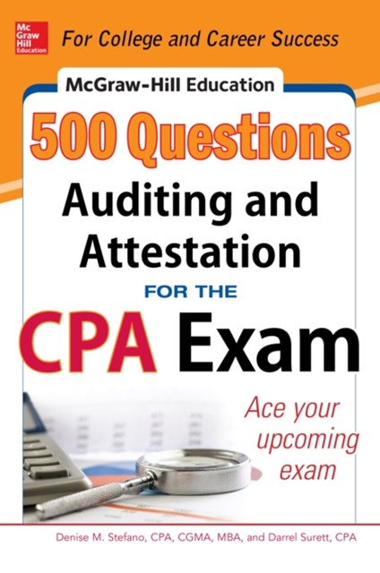 (ebook) McGraw-Hill Education 500 Auditing and Attestation Questions for the CPA Exam