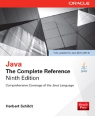 (ebook) Java: The Complete Reference, Ninth Edition