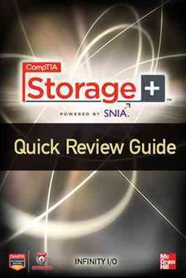 CompTIA Storage+ Quick Review Guide