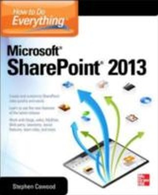 (ebook) How to Do Everything Microsoft SharePoint 2013