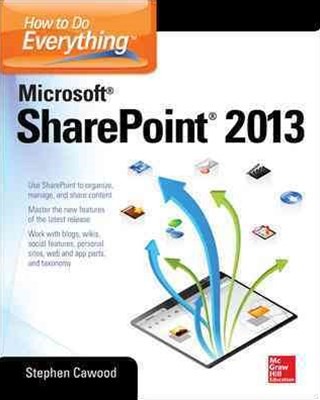 How to Do Everything Microsoft SharePoint
