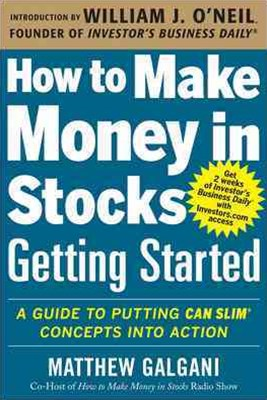 How to Make Money in Stocks Getting Started