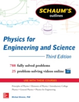 (ebook) Schaums Outline of Physics for Engineering and Science 3/E (EBOOK)