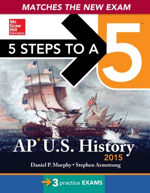 (ebook) 5 Steps to a 5 AP US History, 2015 Edition