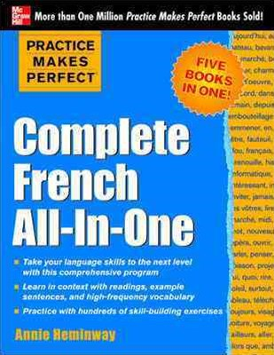New Complete French All-in-One By Annie Heminway