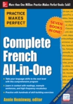 (ebook) Practice Makes Perfect: Complete French All-in-One