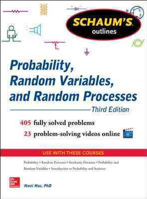 Probability, Random Variables, and Random Processes