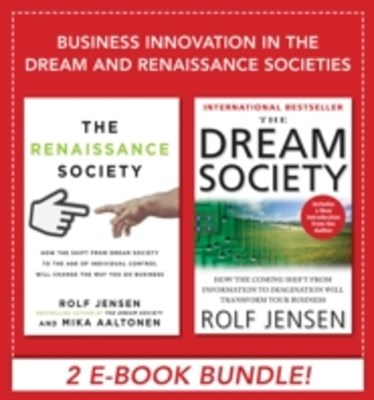 (ebook) Business Innovation in the Dream and Renaissance Societies (eBook Bundle)