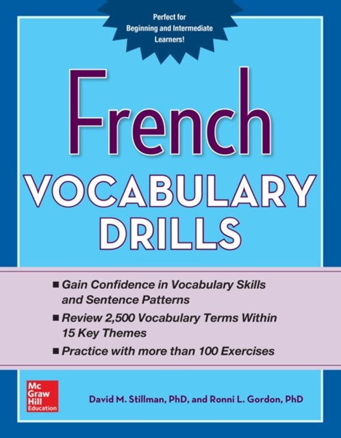 French Vocabulary Drills