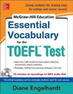 McGraw-Hill Education Essential TOEFL Vocabulary