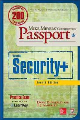 Mike Meyers' CompTIA Security+ Certification Passport (Exam SY0-401)