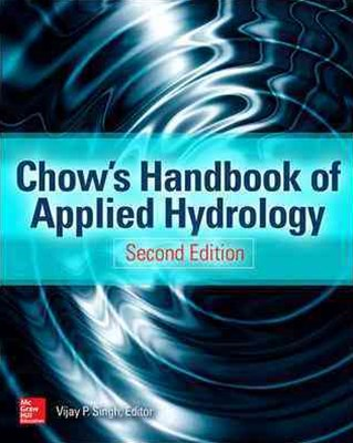 Handbook of Applied Hydrology