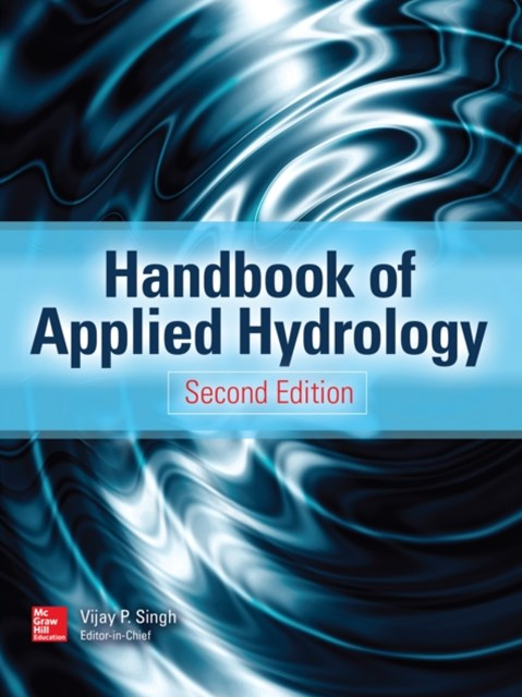 (ebook) Handbook of Applied Hydrology, Second Edition